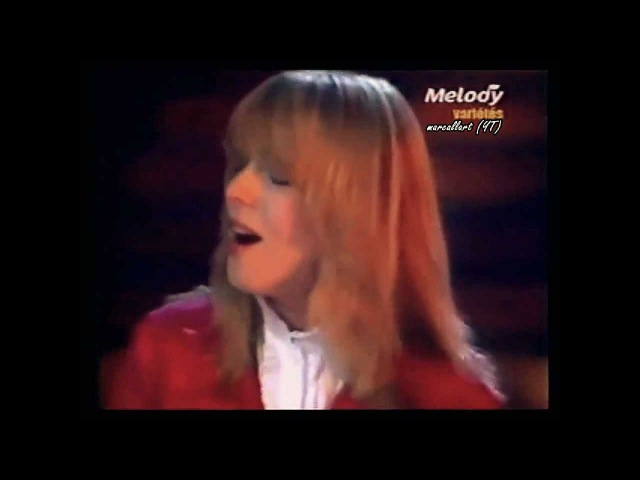 France Gall - 1981- Tout pour la musique - HQ! - (Palmarés des chansons)