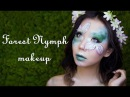Forest Nymph makeup tutorial