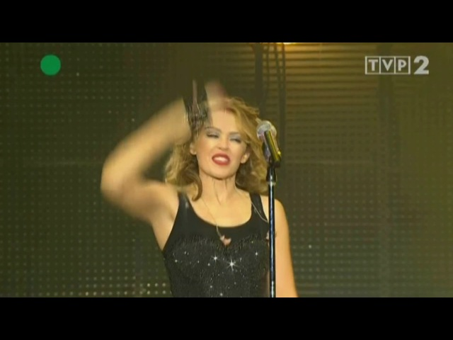 Kylie Minogue - Love at First Sight (Live It Began In Poland 04-06-2009)