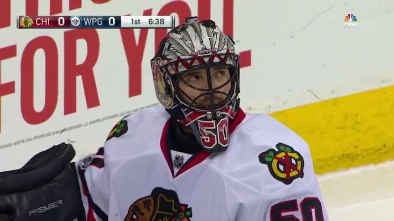 Crawford's pad robs Perreault
