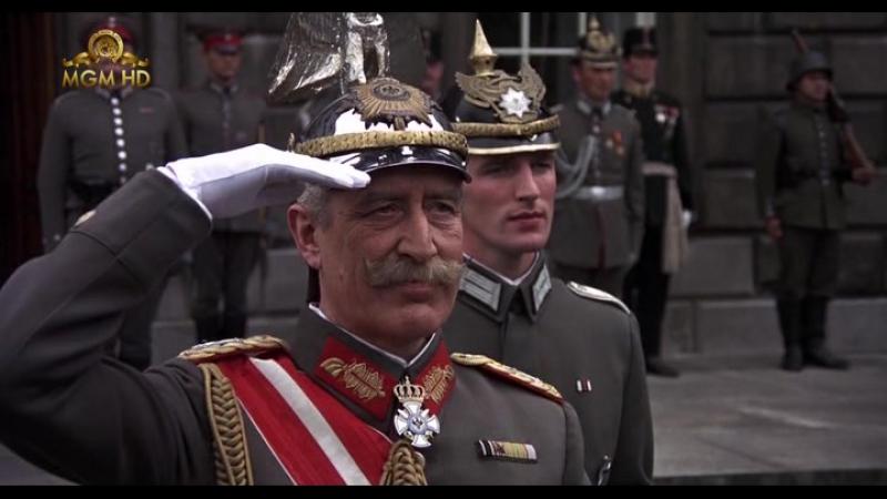 Фон Рихтгофен против Брауна (1971) Von Richthofen and Brown (1971)