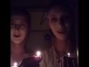 Немножко ночного безумия вам :3  ночь посиделки... Купить свечи в Казани 31.07.2017