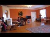 Концерт в усадьбе М. И. Глинки