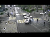 ДТП на ул. Красная и ул. Кузнечная.