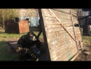 Paintball Avdeevka crash test