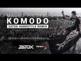 Mauro Picotto - Komodo (Zatox Hardstyle Remix) FREE