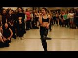 Алёна Двойченкова в Студии танца и фитнеса Space Dance. Мастер-класс по Vogue.