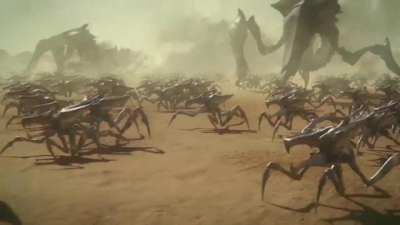 Звёздный Десант: Марсианский Предатель (Starship Troopers: Traitor of Mars) - Трейлер