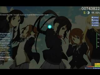 HO-KAGO TEA TIME - Tenshi ni Fureta yo! (Asterisk DnB Remix) [HBs Hard]
