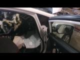 Шумоизоляция моторного отсека в салоне автомобиля