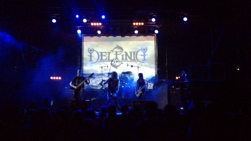 Delfinia.Daily Metal.