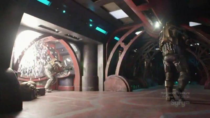 Stargate Universe of Dr. Rush