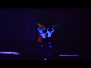 2017.01.29_сан. Белая Вежа_Блискавички_Наш танец