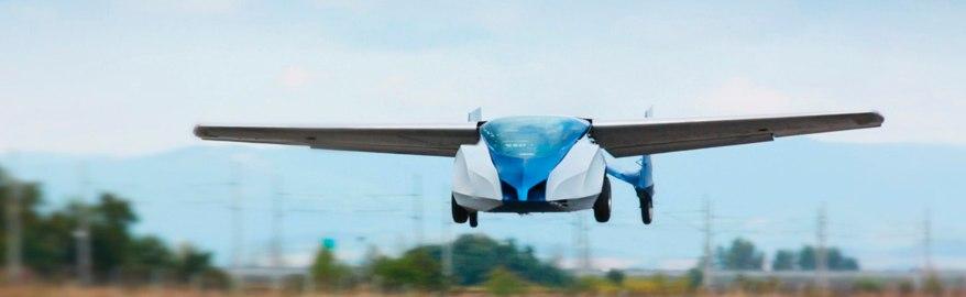 В России построят «летающий автомобиль»