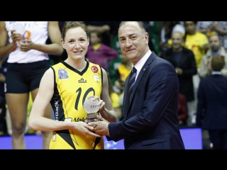 Lonneke Sloetjes - FIVB Club World Championship 2017