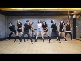 Dance Practice | Sunmi - Gashina