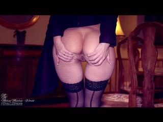 Melisa mendini (kristina uhrinova, lexa) - hotel voyeur [solo, erotic, posing, close ups, masturbation, ass]
