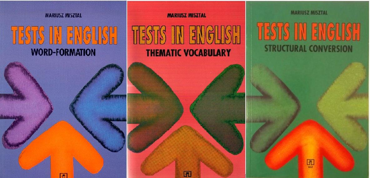 سلسلة اختبارات اللغة الإنجليزية TESTS