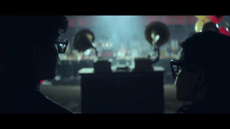 SKRILLEX ALVIN RISK - TRY IT OUT [OFFICIAL VIDEO]