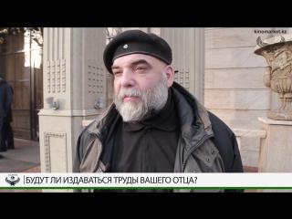 Орхан Джемаль о смерти Гейдара Джемаля