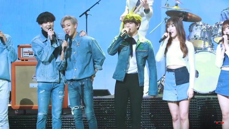 [FANCAM] 161229 Jungkook (BTS) - A Flying Butterfly / 나는 나비 @ KBS Gayo Daechukjae
