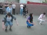 выступление Quickly step team 10мая 2008) (С МУЗЫКОЙ)