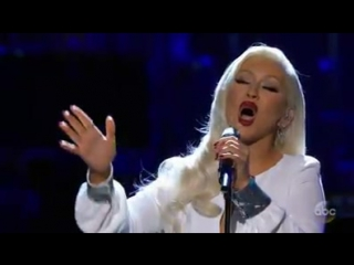 Christina Aguilera - Stormy Weather (NMAAHC)