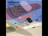 Hindemith, Paul Variations &amp Piano Concerto