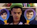 The Lodge | Josh sladrer: Hvem kan lide hvem? - Disney Channel Danmark