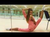 Super Flexible Girls - gymnastics and calisthenics female moments 2017