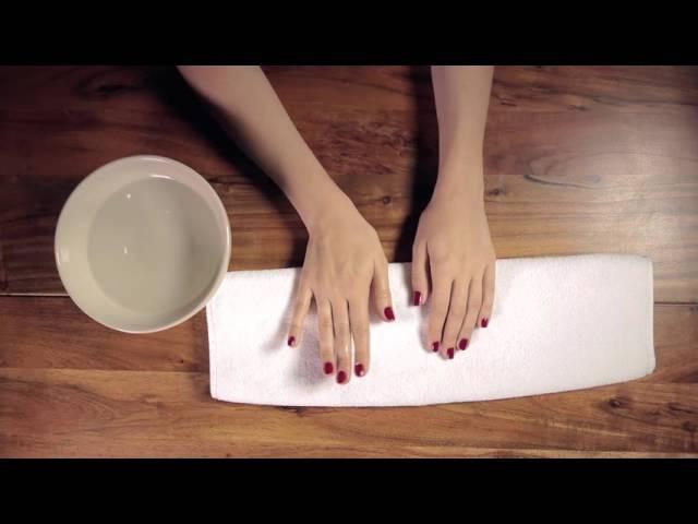 Beauty-лайфхак: как продлить жизнь салонному маникюру в домашних условиях. Видео📹📺
