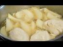 Немецкая кухня.Штрудли с мясом, картошкой и капустой - Аппетитное сочетание, не правда ли?