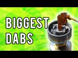 TOP 5 BIGGEST DABS  TOKEVISION