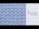 How To: Crochet The Crunch Stitch | Easy Tutorial by Hopeful Honey