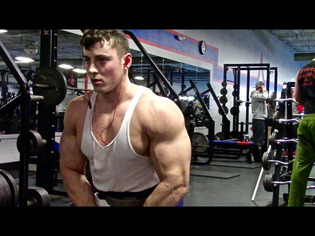 MASSIVE ARM WORKOUT - Zach Zeiler