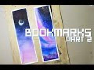 BOOKMARKS (2/2) [Aurora/Nightsky]
