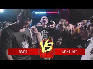 VERSUS BPM: Drago VS MC No Limit