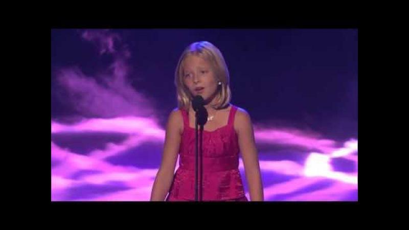 Jackie Evancho - O Mio Babbino Caro - America's Got Talent HD