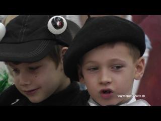 Рождественские ёлки храма Иоанна Богослова - 2017 (г.Волжский)