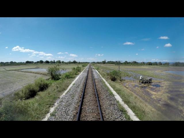 Train Driver record SE7 Nha Trang Binh Thuan 2017