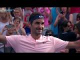 Shapovalov upsets Nadal Federer, Zverev through  Coupe Rogers Montreal 2017 Highlights Day 4