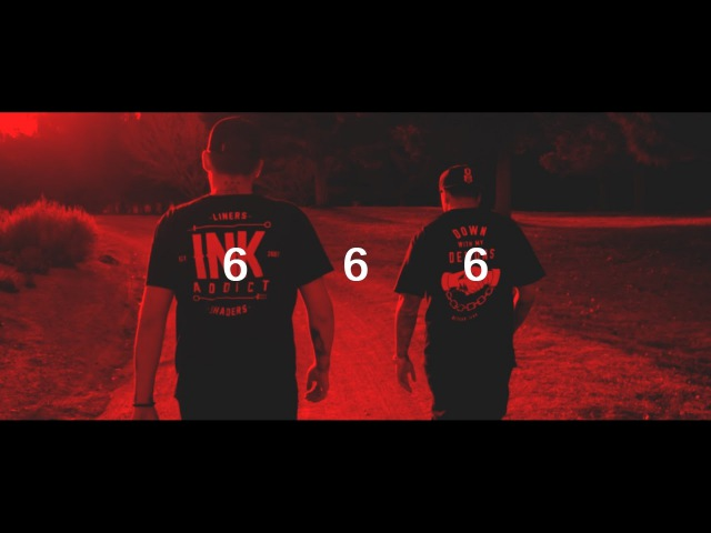 UNAVERAGE GANG - 666 (Official Video)