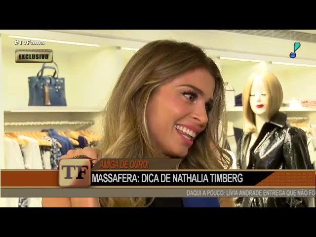Grazi Massafera relembra dica essencial para mudança na carreira de atriz