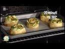 Rose di zucchine e salmone La Prova del Cuoco 04 04 2017