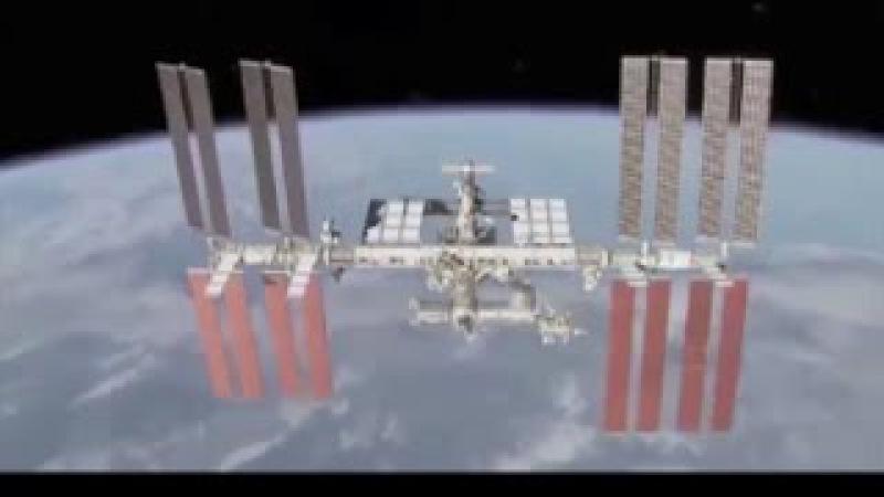 Cudne stvari se desavaju na svemirskoj stanici ISS by magistar