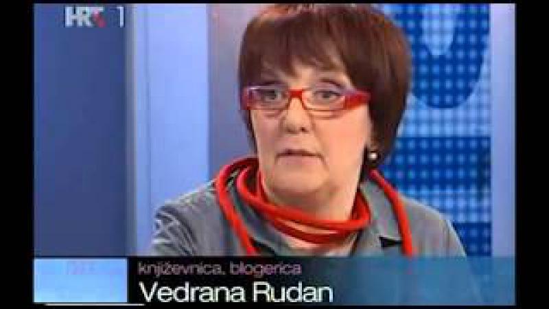 Vedrana Rudan Hrvatska tragikomedija by magistar