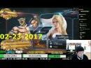 MBC(King) vs Dioxin(Nina) [Tekken 7 FR] 02/23/2017 엠아재(킹) vs 다이옥신(니나) 鉄拳7FR 철권7FR