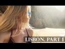 VLOG: Lisbon. Адаптация. Клуб. Дикий пляж.