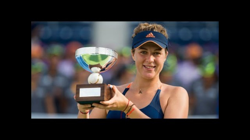 2017 Abierto GNP Final | Anastasia Pavlyuchenkova vs Angelique Kerber | WTA Highlights