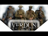 Verdun Fan-made gameplay trailer